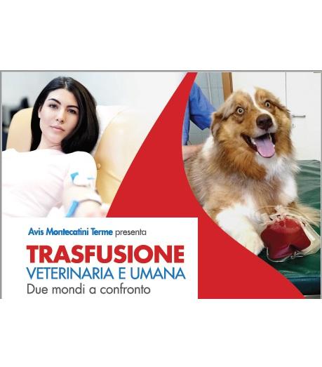 Trasfusione Veterinaria e Umana due Mondi a Confronto